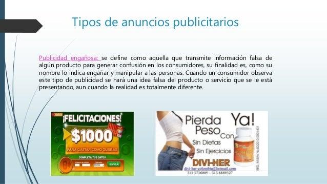 Taller de anuncios publicitarios for Tipos de servicios de un hotel