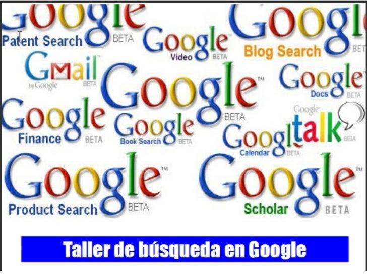 • Para buscar información en un sitio específico, el  comando de búsqueda es: la palabra, más la orden  site:y el nombre d...
