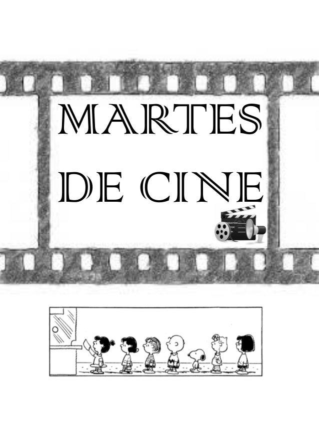 MARTES DE CINE
