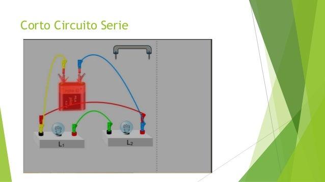 Circuito Electrico En Serie : Taller de circuitos electricos