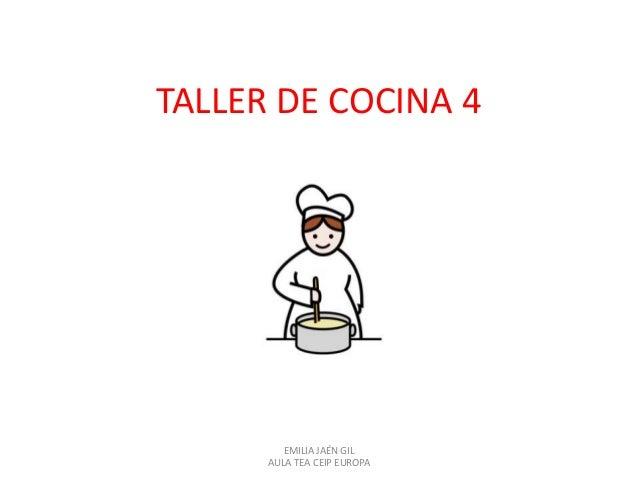 Taller de cocina 4 for Taller de cocina teruel