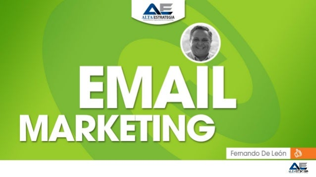 �Principios b�sicos antes de comenzar email marketing?