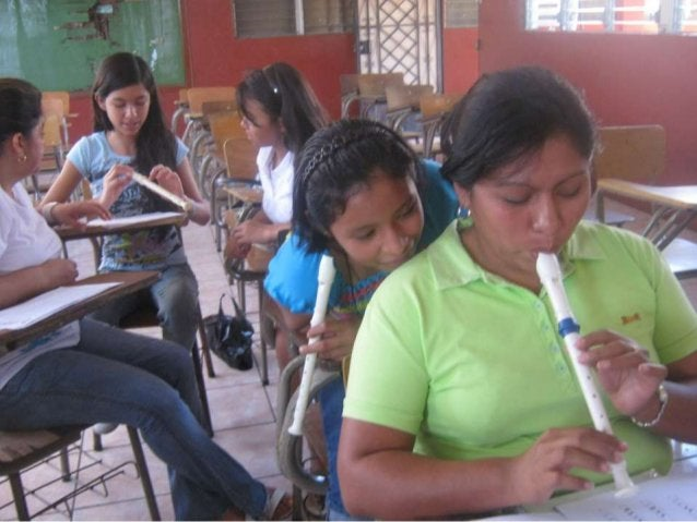 Taller de flauta con la