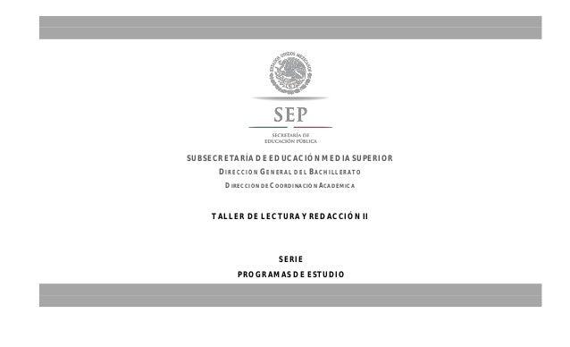 SUBSECRETARÍA DE EDUCACIÓN MEDIA SUPERIOR DIRECCIÓN GENERAL DEL BACHILLERATO DIRECCIÓN DE COORDINACIÓN ACADÉMICA OTORGA A:...