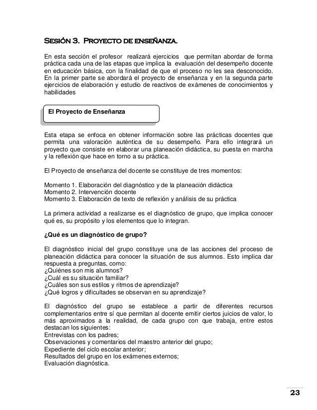 Etapas de la evaluaci n docente autor passionx for Examen para plazas docentes 2017