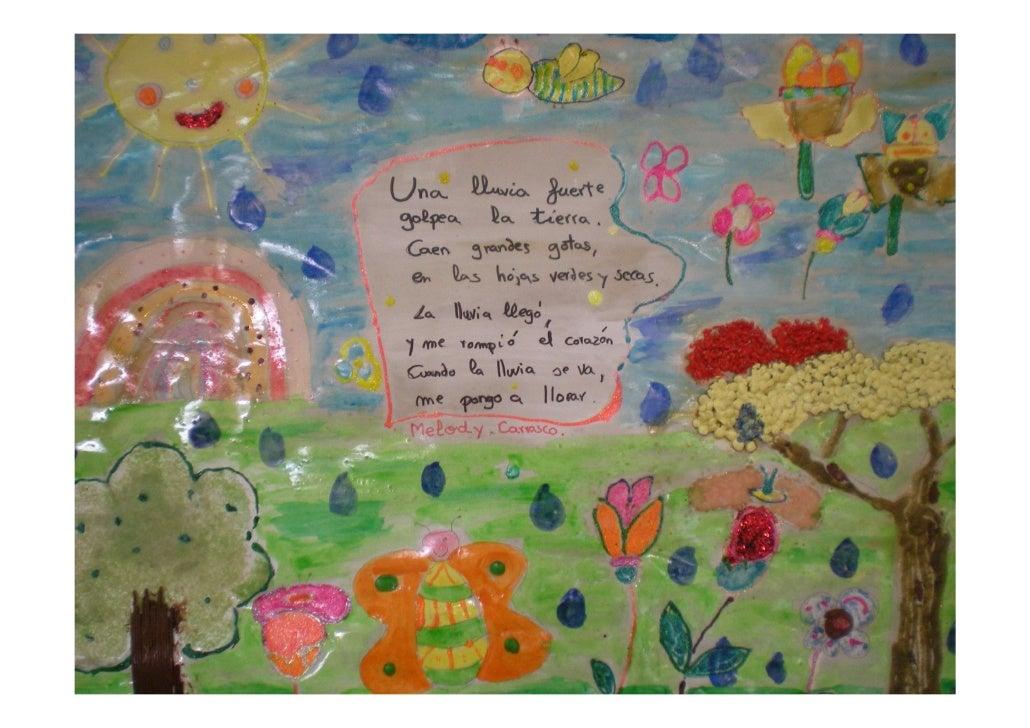 Taller De Primavera: flores y palabras