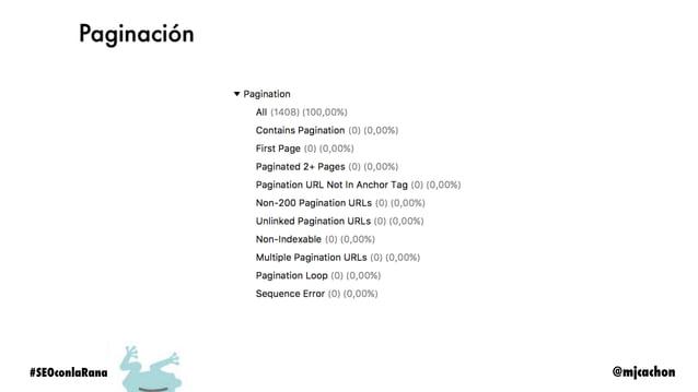 @mjcachon#SEOconlaRana Parámetros