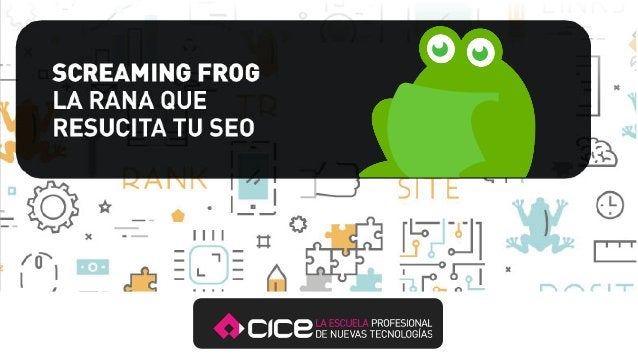 Taller SEO con Screaming Frog  #seoconlarana