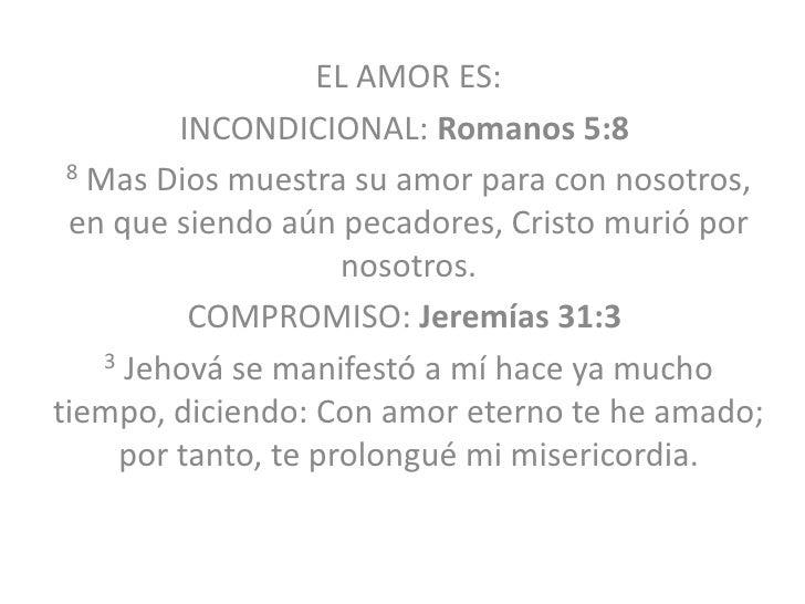 Frases De Amor Incondicional 3 A: Qué Dice La Biblia Acerca De Las Citas Y Relaciones?