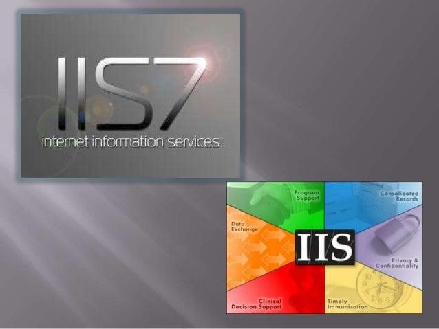  Orígenes: Internet informationservices fueinicialmente lanzadocomo un conjunto deservicios basados eninternet paraWindo...