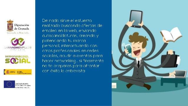Cómo realizar una vídeo entrevista o entrevista online Slide 3
