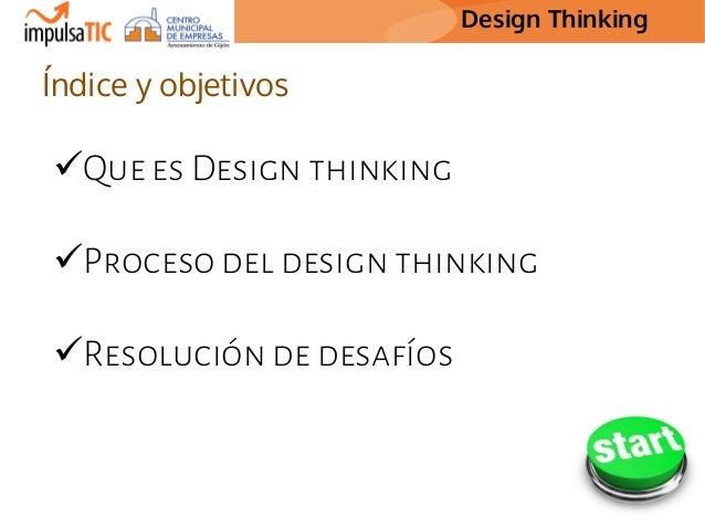 Taller diseño de productos y servicios con design thinking Slide 2