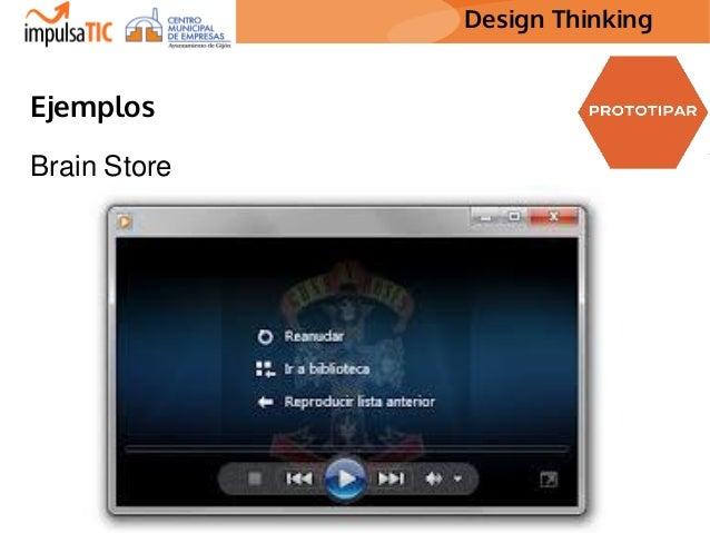 Taller diseño de productos y servicios con design thinking Slide 3