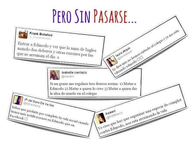 PeroSinPasarse...