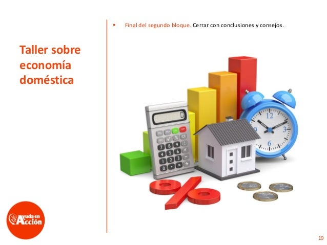 Talleres emprendimiento ise mayo 2015 - Economia domestica consejos ...