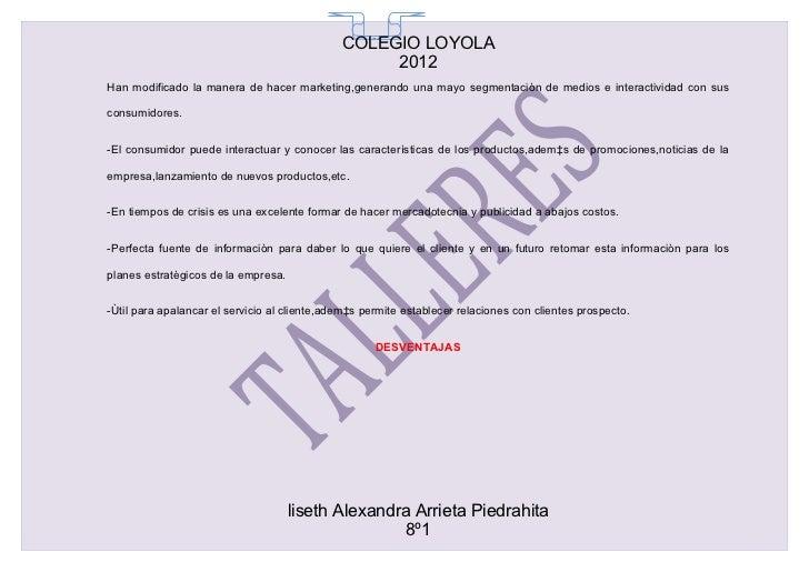 COLEGIO LOYOLA                                                65                                                   2012Han...