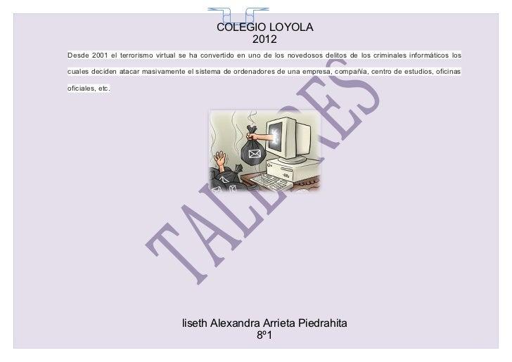 COLEGIO LOYOLA                                             65                                                2012Desde 200...