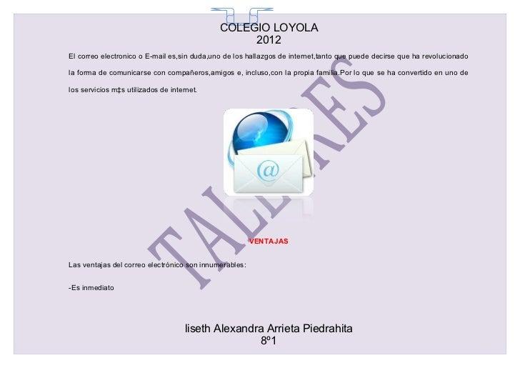 COLEGIO LOYOLA                                               65                                                  2012El co...