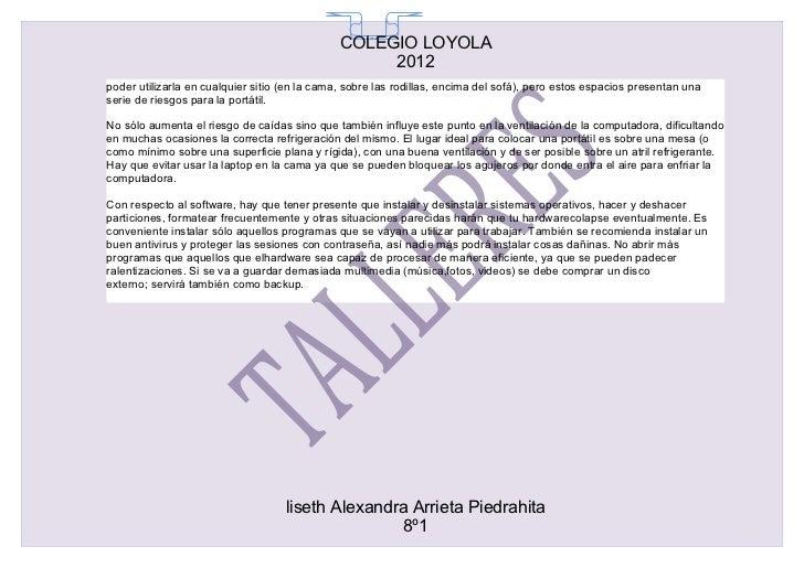 COLEGIO LOYOLA                                                 65                                                    2012p...