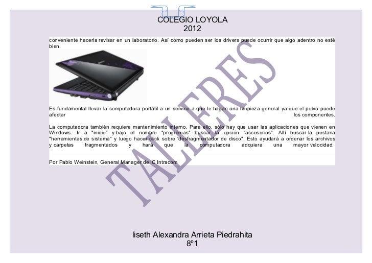 COLEGIO LOYOLA                                              65                                                 2012conveni...
