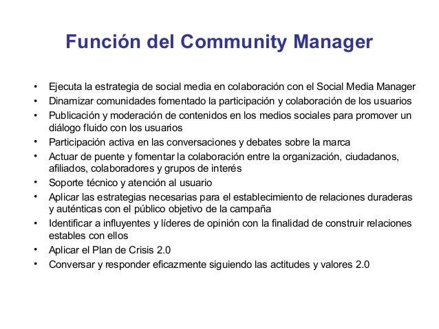 Estrategia de Contenidos•   El contenido es un pilar fundamental en cualquier estrategia de social    media. Debe represen...