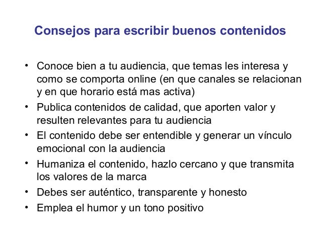 """Copywriting: Titulares atractivos• Haz una afirmación contundente que provoque a tus  seguidores   – """"Aparte del contenido..."""