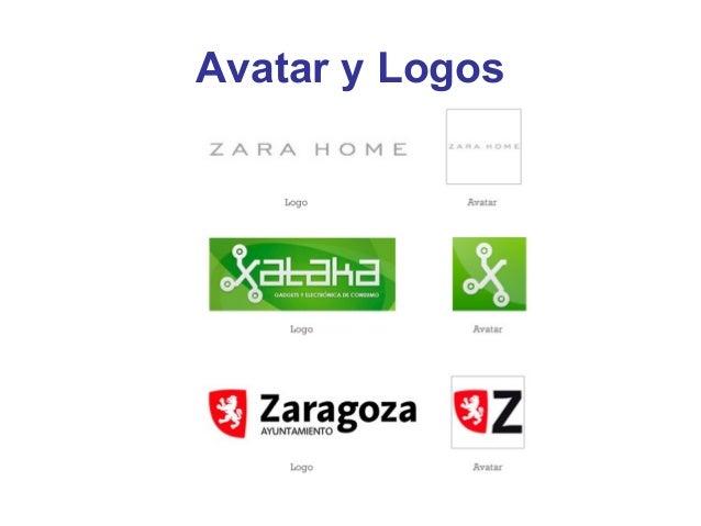 Avatar y Logos
