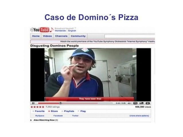 Caso de Domino´s Pizza