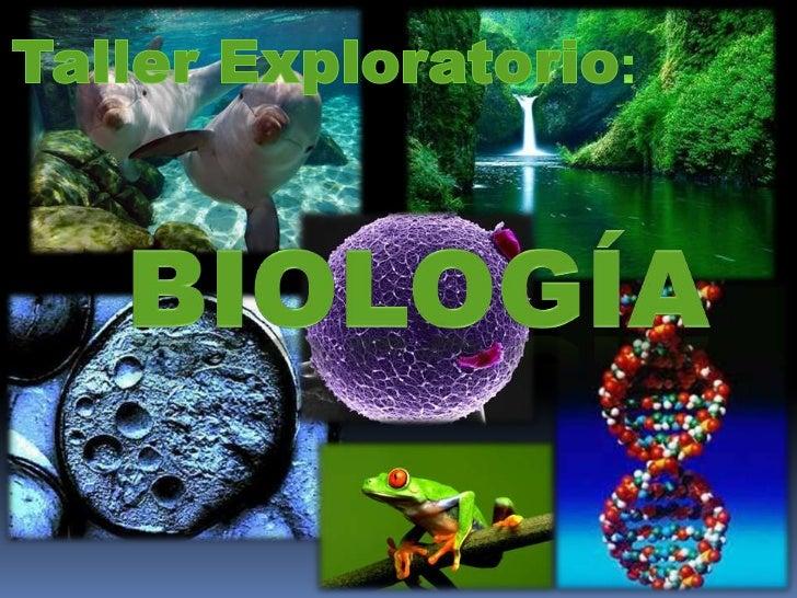 ¿De qué trata?La Formación Diferenciada en Biología ha sidoestructurada en torno a dos módulos que contribuyena formarse u...