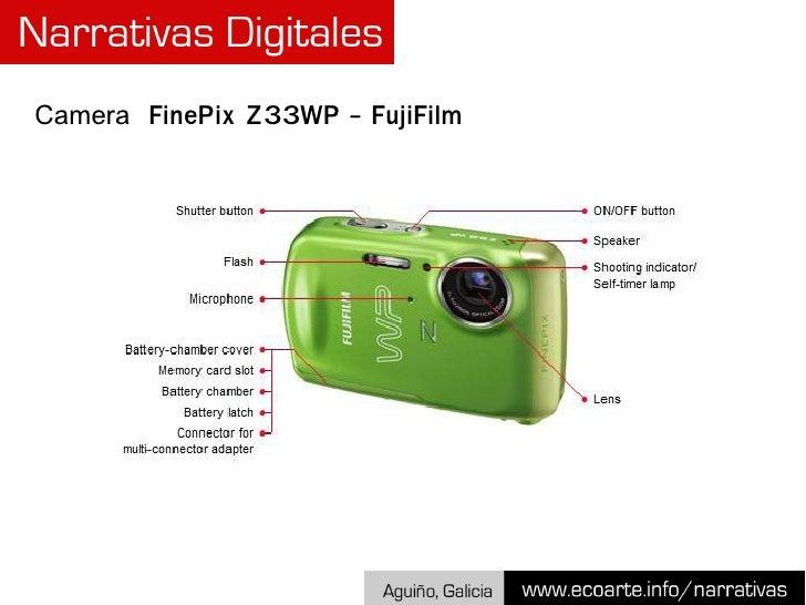 Camera  FinePix Z33WP - FujiFilm