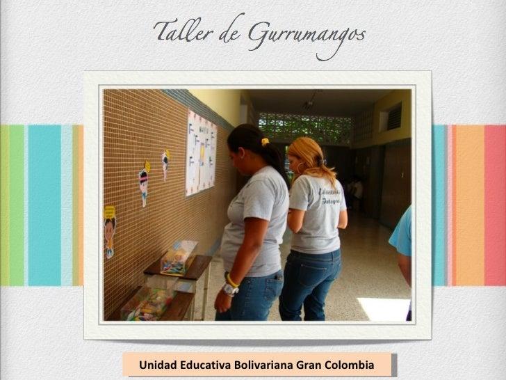 Unidad Educativa Bolivariana Gran Colombia