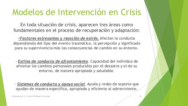intervencion en crisis slaikeu