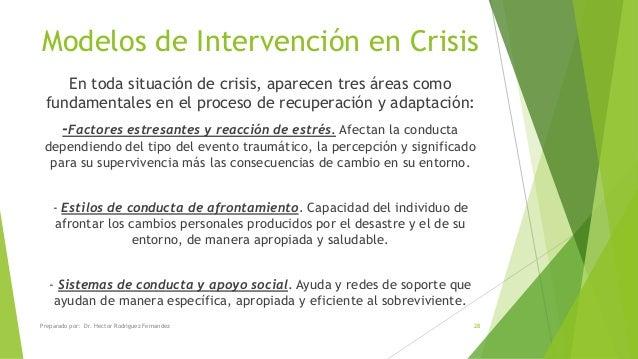 intervencion en crisis slaikeu