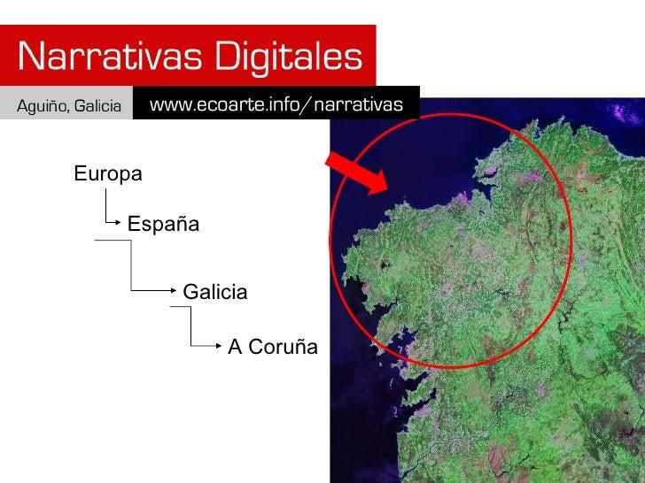 Europa                                                 España                                                      Galicia...