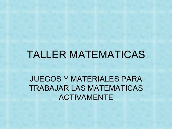 Taller matematicas (2)