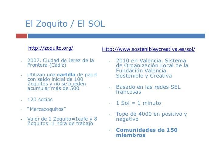 El Zoquito / El SOL    http://zoquito.org/              Http://www.sostenibleycreativa.es/sol/•   2007, Ciudad de Jerez de...