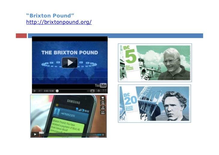 """""""Brixton Pound""""http://brixtonpound.org/"""