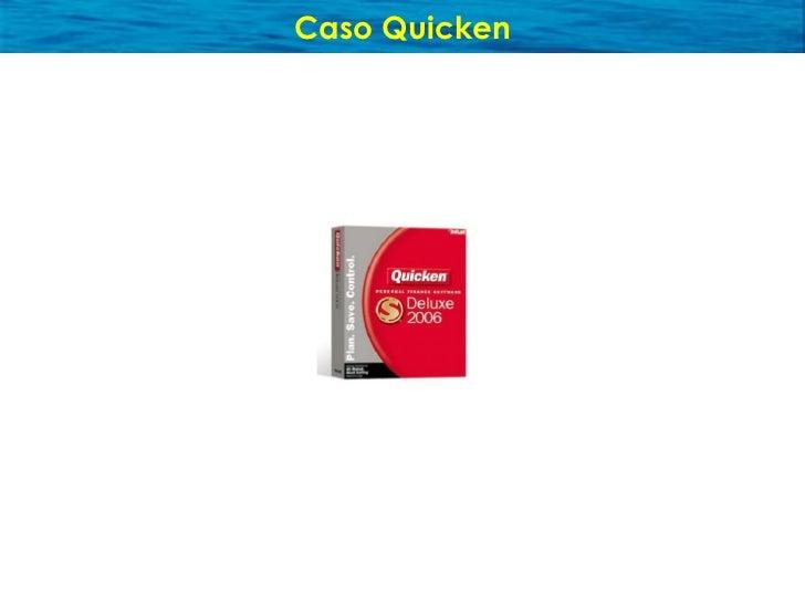 Caso Quicken: Curva de Valor                                                      Software de Finanzas Personales Nivel Re...