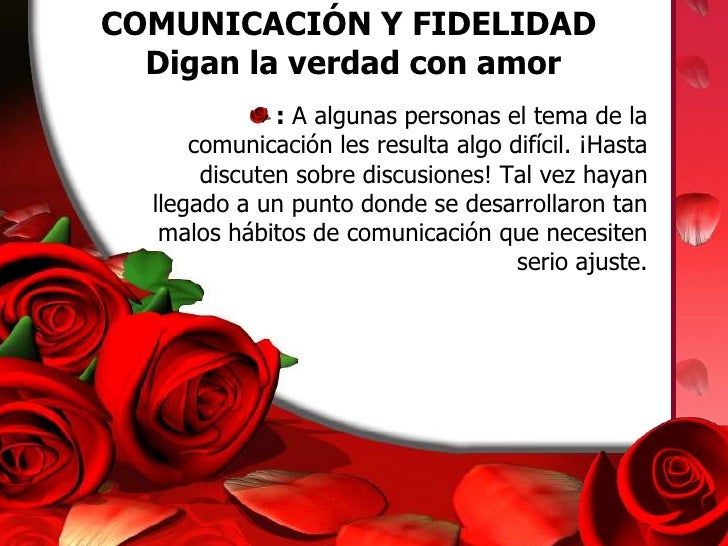 Matrimonios Catolicos Temas : Taller para matrimonios power point