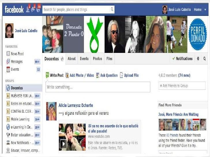 Taller redes sociales