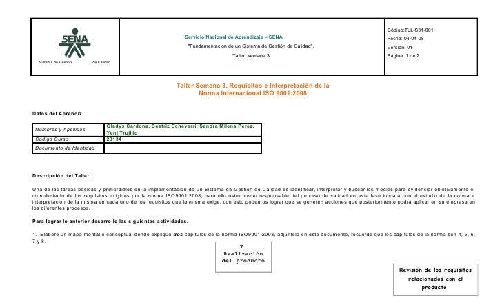 Código:TLL-S31-001                                                               Servicio Nacional de Aprendizaje – SENA  ...
