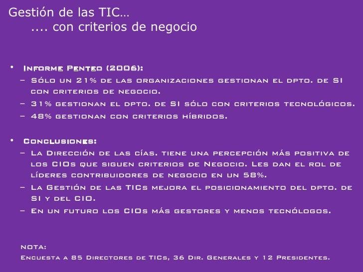 Referentes normativos para el sector TIC