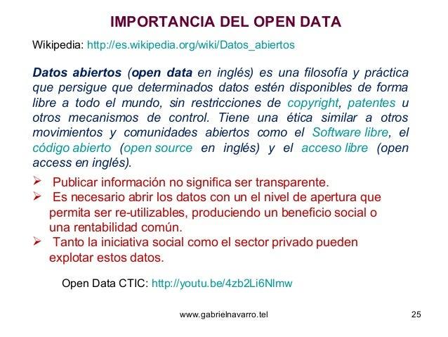 Taller introducci n a transparencia y gobierno abierto for Importancia de oficina wikipedia