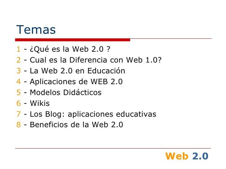 Tutorial web 2.0 por Nelson M. Taboada Slide 2