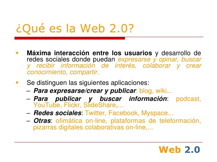 Tutorial web 2.0 por Nelson M. Taboada Slide 3