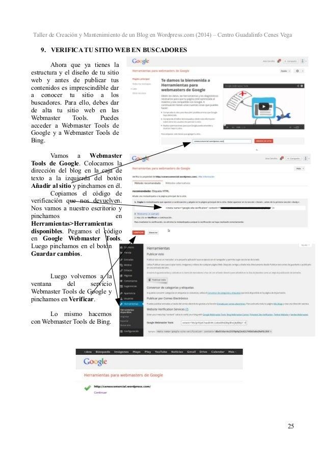 Manual Práctico de Wordpress.com (2014)
