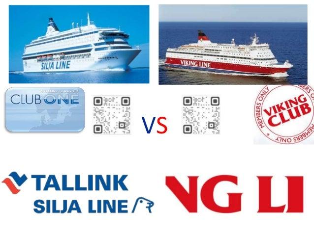 Tallink Silja Eller Viking Line