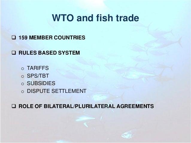 Hetkeseis ja tulevikutrendid rahvusvahelises kalanduses ja