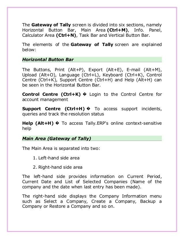 tally hindi books pdf free download