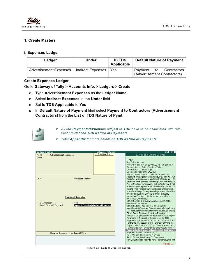 tds definition in hindi pdf